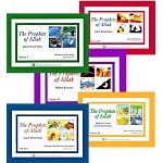 The Prophets of Allah- 5 Book Set  (HB)