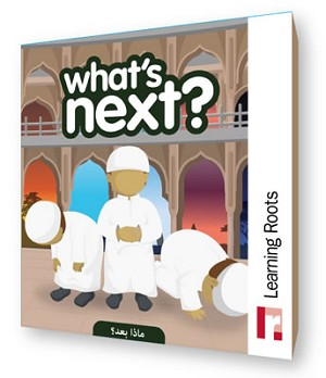 What's Next? (Salat Game with 40 Double-Sided Cards)