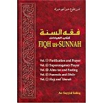 Fiqh-us-Sunnah, 5 Vol. Set