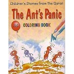 The Ant's Panic (Coloring Book)