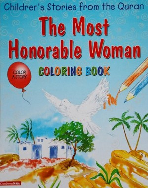 The Most Honorable Woman (Coloring Book)