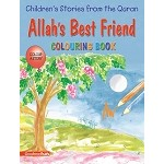 Allah's Best Friend (Coloring Book)