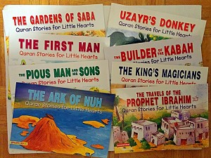 Quran Stories for Little Hearts [8 paperback books] no 2