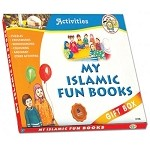 My Islamic Fun Books - Gift Box (5 PB Books)