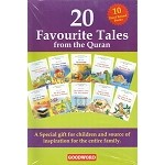 20 Favourite Tales from the Quran (Gift Box)