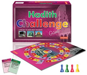 Hadith Challenge Game [Board Game]