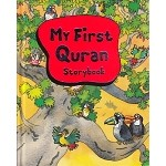 My First Quran Storybook [paperback]