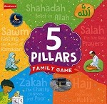 5 Pillars Family Board Game
