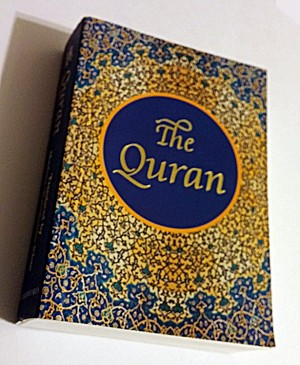The Quran - Baby Pocket-Sized English-Only Translation