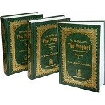 Noble Life of The Prophet [3 Vol. Set]