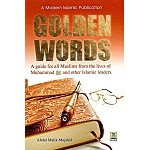 Golden Words (A Modern Islamic Publication)