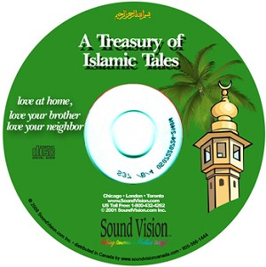 Love at Home CD [from the Treasury of Islamic Tales]