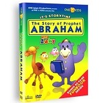It's Story Time! The Story of Prophet Abraham (DVD)