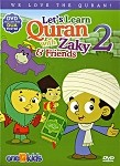 Lets Learn Quran with Zaky & Friends 2 (DVD)