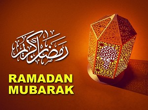 Ramadan Mubarak Door Sign / Tablemat / Mini Poster