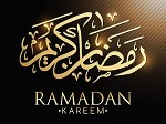 Ramadan Kareem Door Sign / Tablemat / Mini Poster