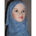 Hijab - Square (plain colors)