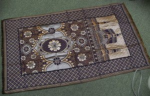 Travel Prayer Mat